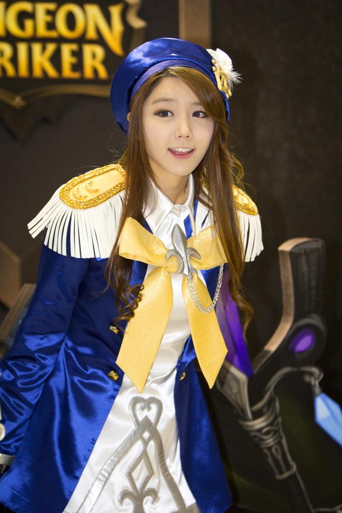Showgirl G-star 2012: Kim Ha Eum - Ảnh 154