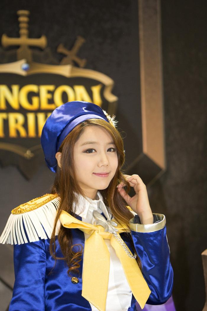Showgirl G-star 2012: Kim Ha Eum - Ảnh 155