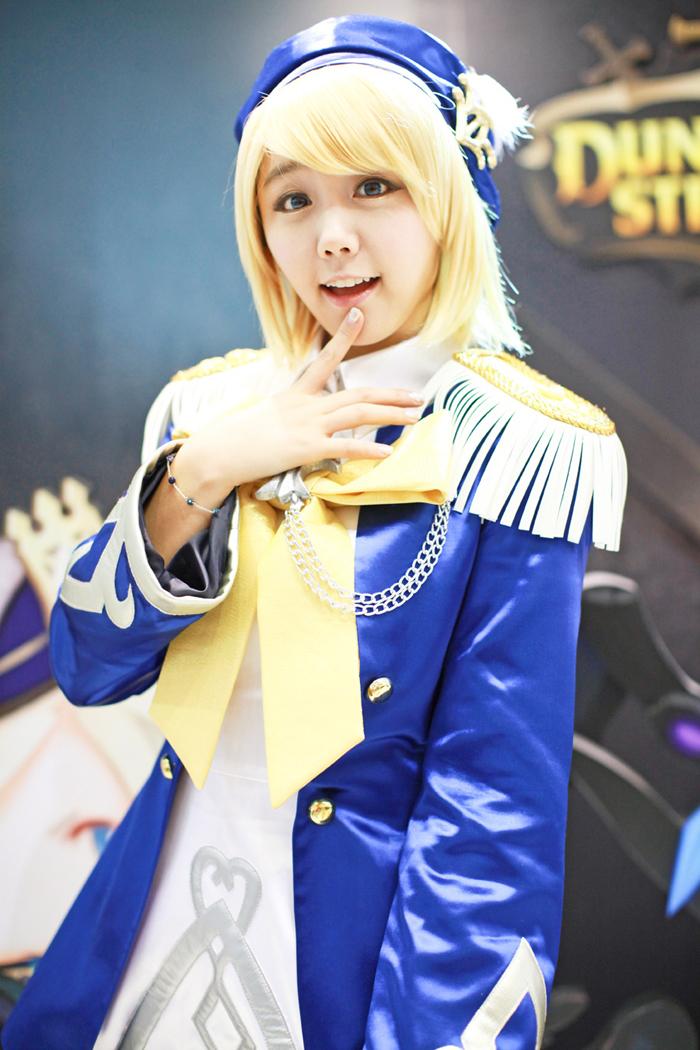 Showgirl G-star 2012: Kim Ha Eum - Ảnh 16