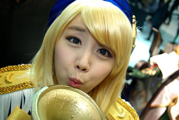 Showgirl G-star 2012: Kim Ha Eum - Ảnh 28