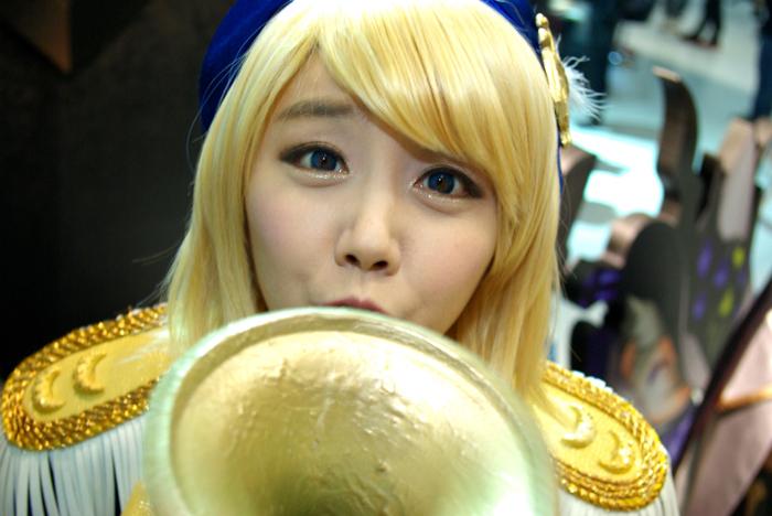 Showgirl G-star 2012: Kim Ha Eum - Ảnh 29