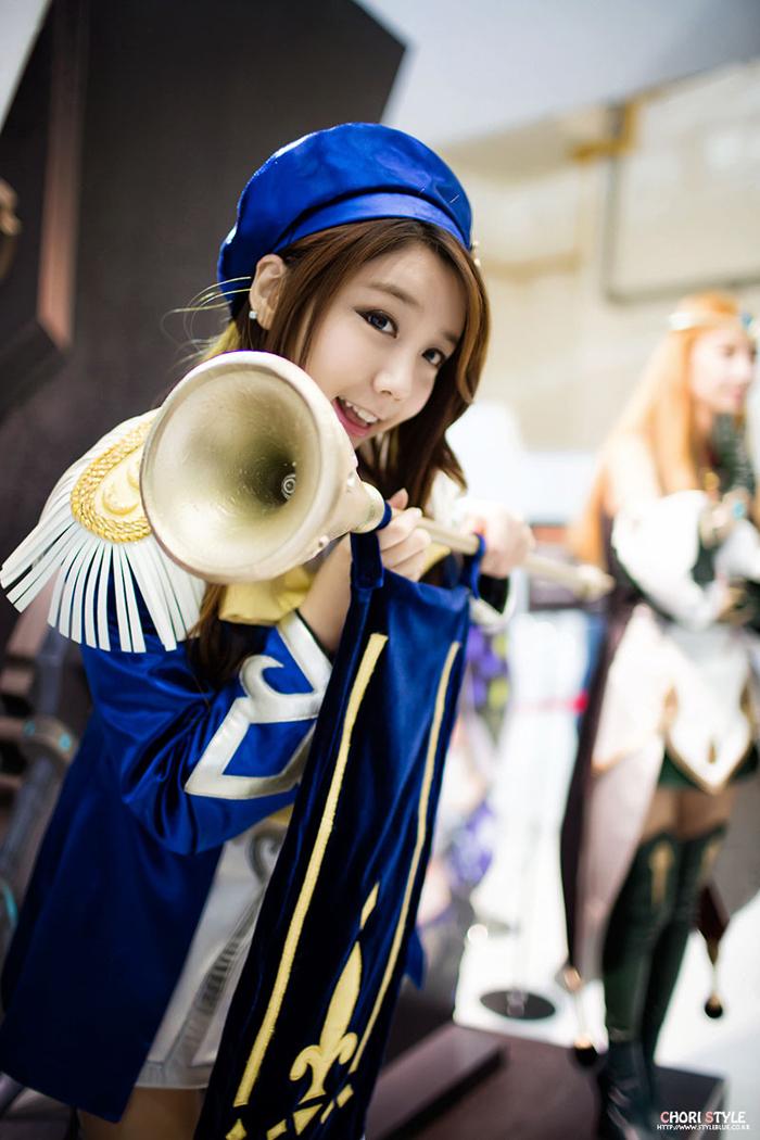 Showgirl G-star 2012: Kim Ha Eum - Ảnh 52