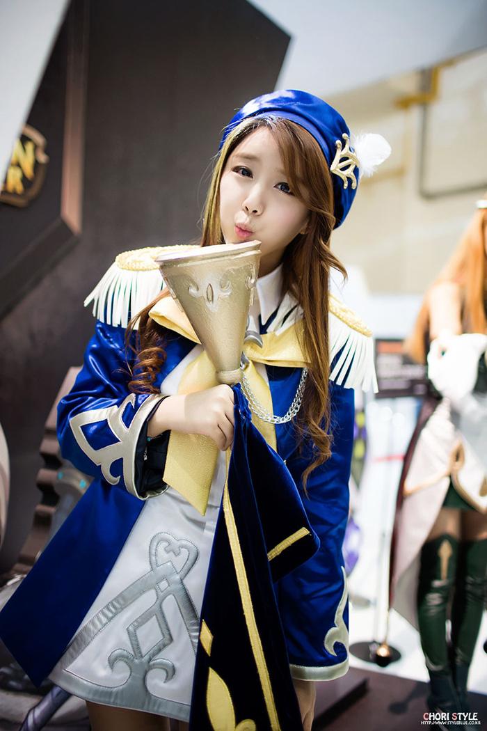 Showgirl G-star 2012: Kim Ha Eum - Ảnh 53