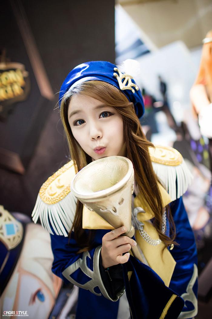 Showgirl G-star 2012: Kim Ha Eum - Ảnh 56