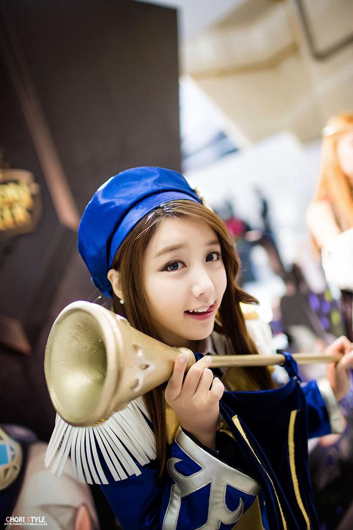 Showgirl G-star 2012: Kim Ha Eum - Ảnh 57