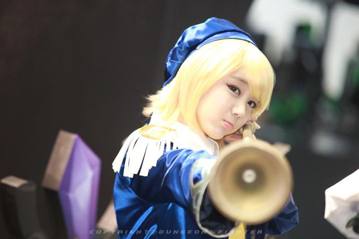 Showgirl G-star 2012: Kim Ha Eum - Ảnh 78
