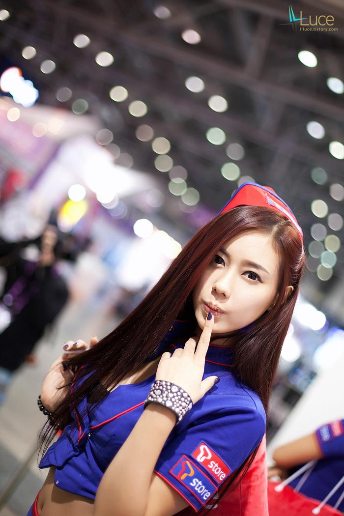 Showgirl G star 2012: Kim Ha Yul