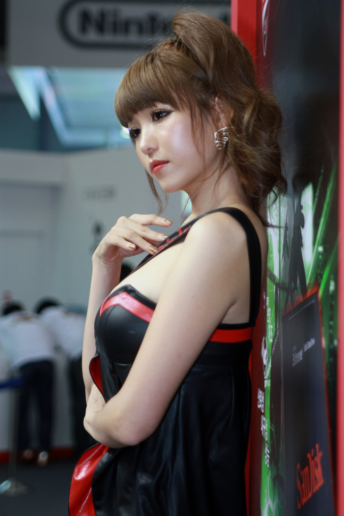 Showgirl G-star 2012: Lee Eun Hye - Ảnh 15