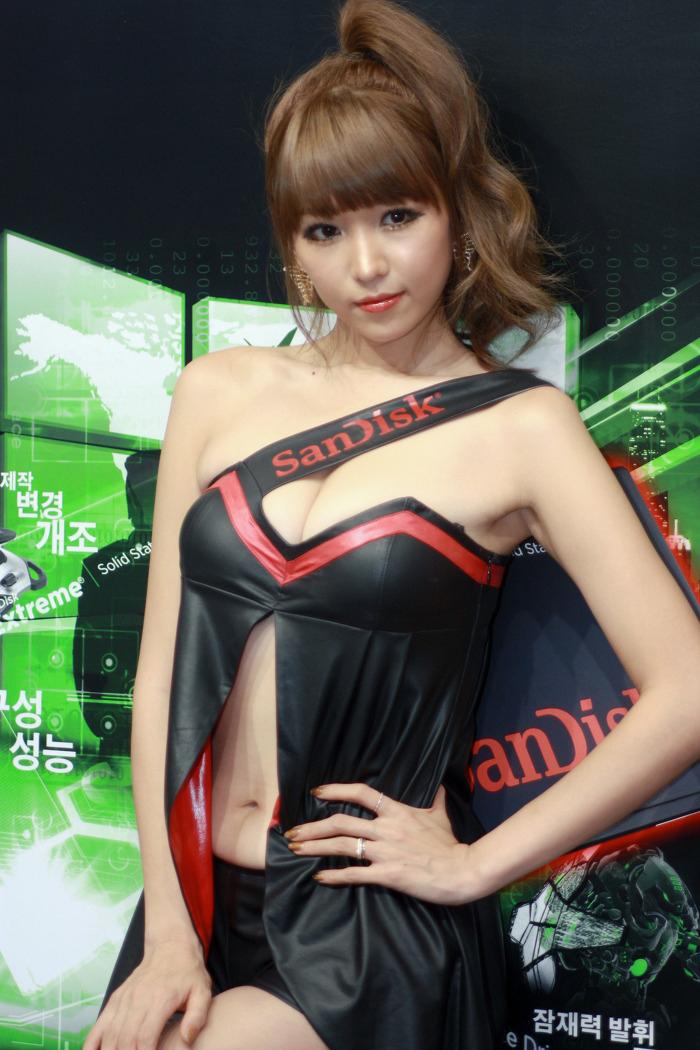 Showgirl G-star 2012: Lee Eun Hye - Ảnh 18