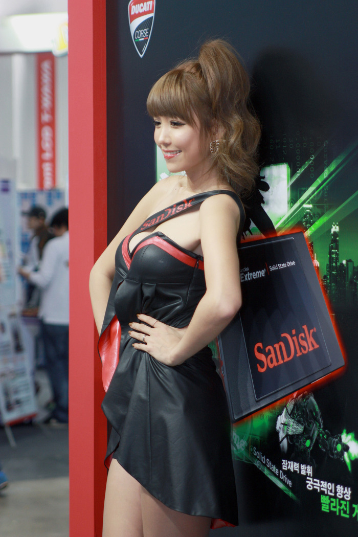 Showgirl G-star 2012: Lee Eun Hye - Ảnh 18