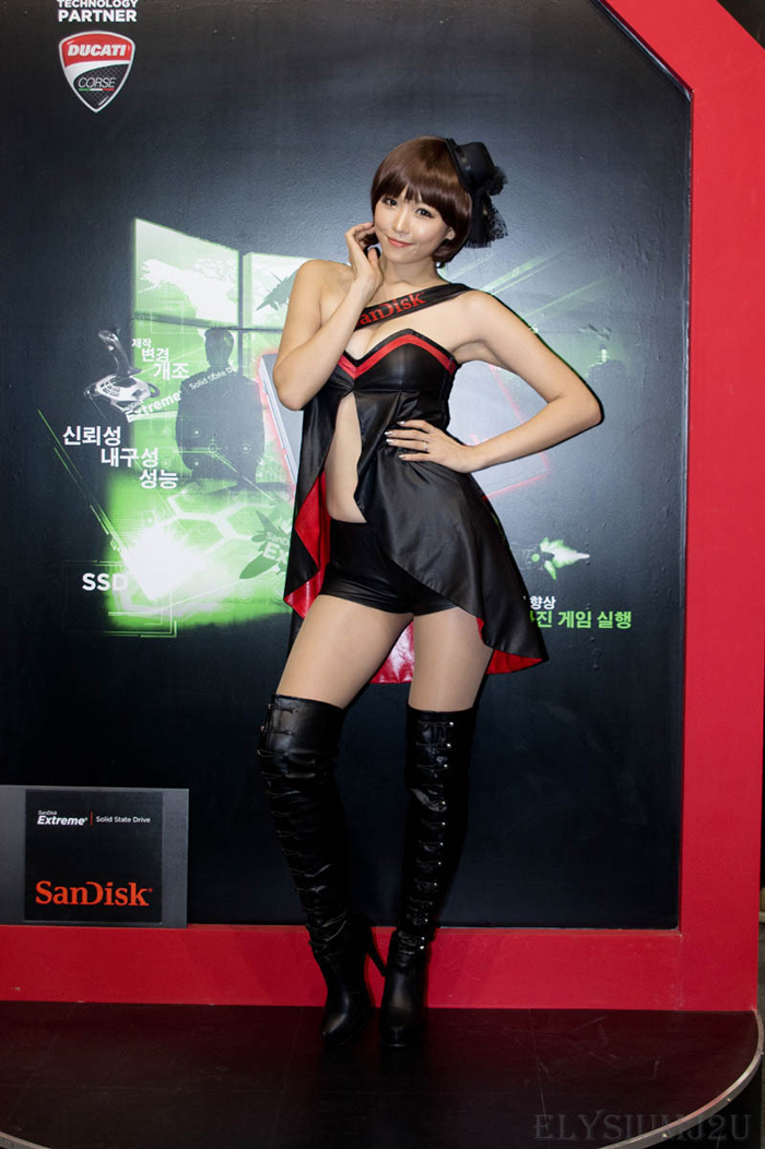 Showgirl G-star 2012: Lee Eun Hye - Ảnh 20