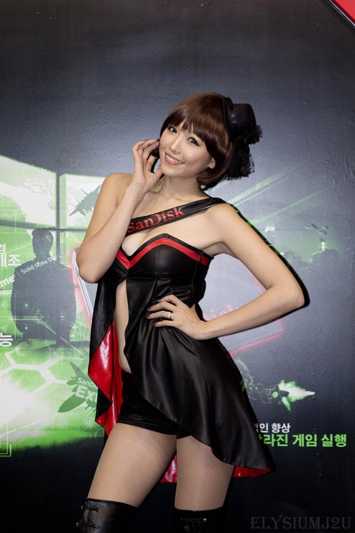 Showgirl G-star 2012: Lee Eun Hye - Ảnh 23