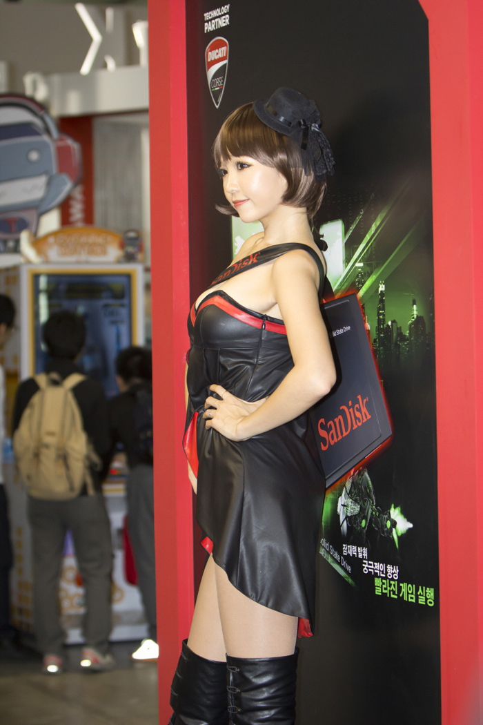 Showgirl G-star 2012: Lee Eun Hye - Ảnh 26