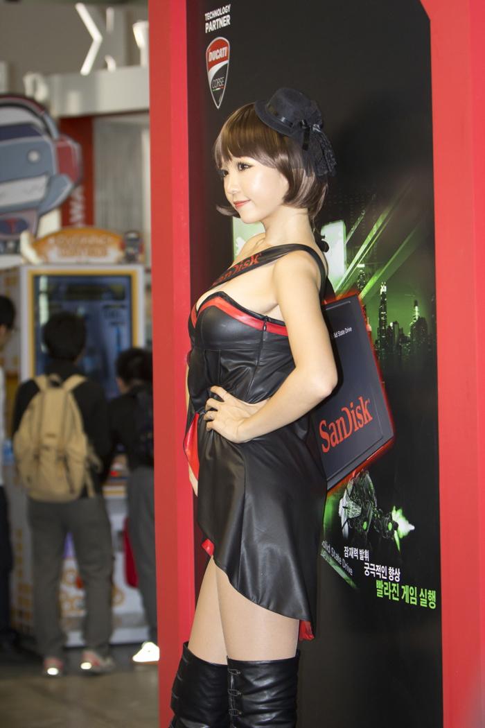 Showgirl G-star 2012: Lee Eun Hye - Ảnh 27