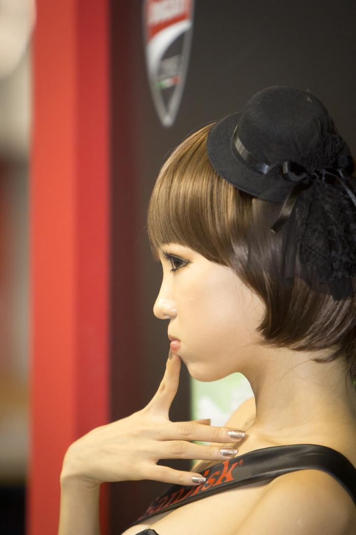Showgirl G-star 2012: Lee Eun Hye - Ảnh 28