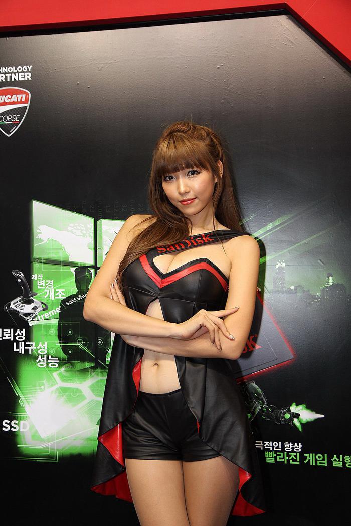 Showgirl G-star 2012: Lee Eun Hye - Ảnh 33