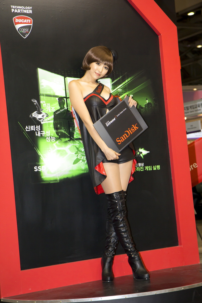 Showgirl G-star 2012: Lee Eun Hye - Ảnh 33