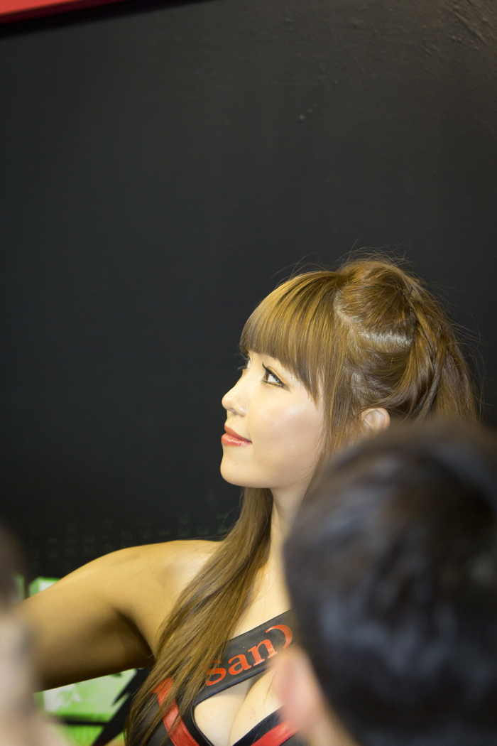 Showgirl G-star 2012: Lee Eun Hye - Ảnh 41