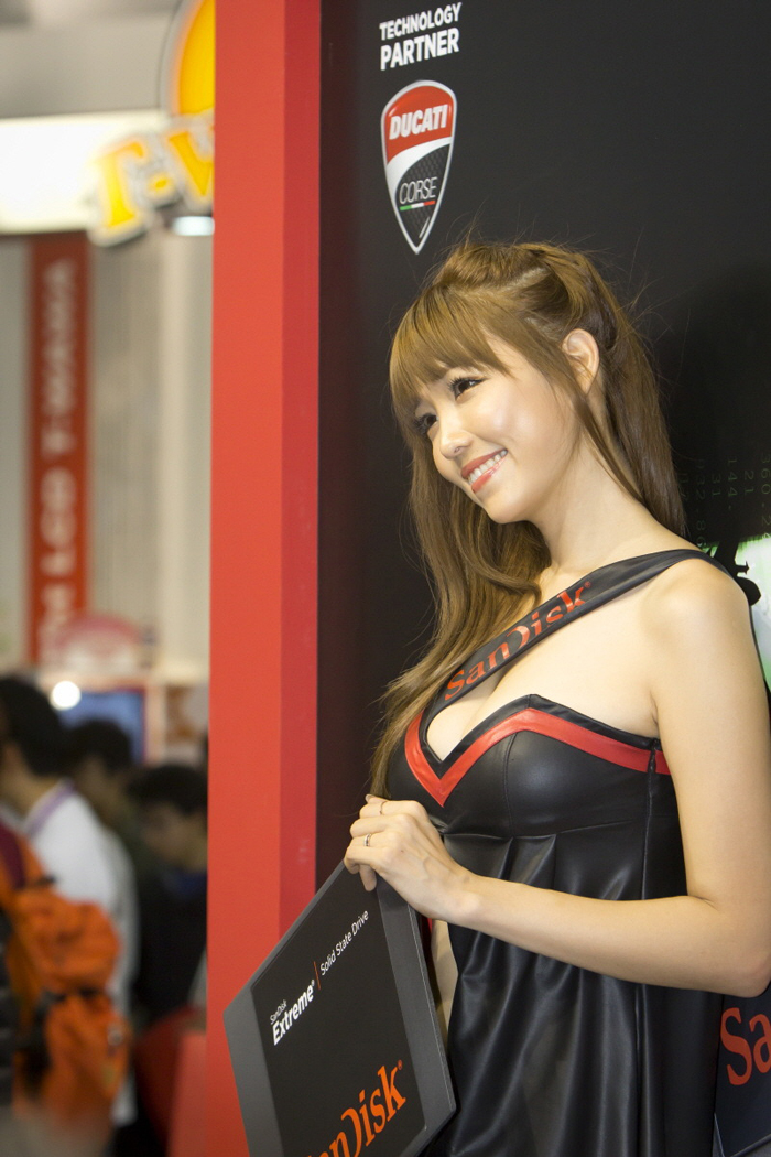 Showgirl G-star 2012: Lee Eun Hye - Ảnh 42