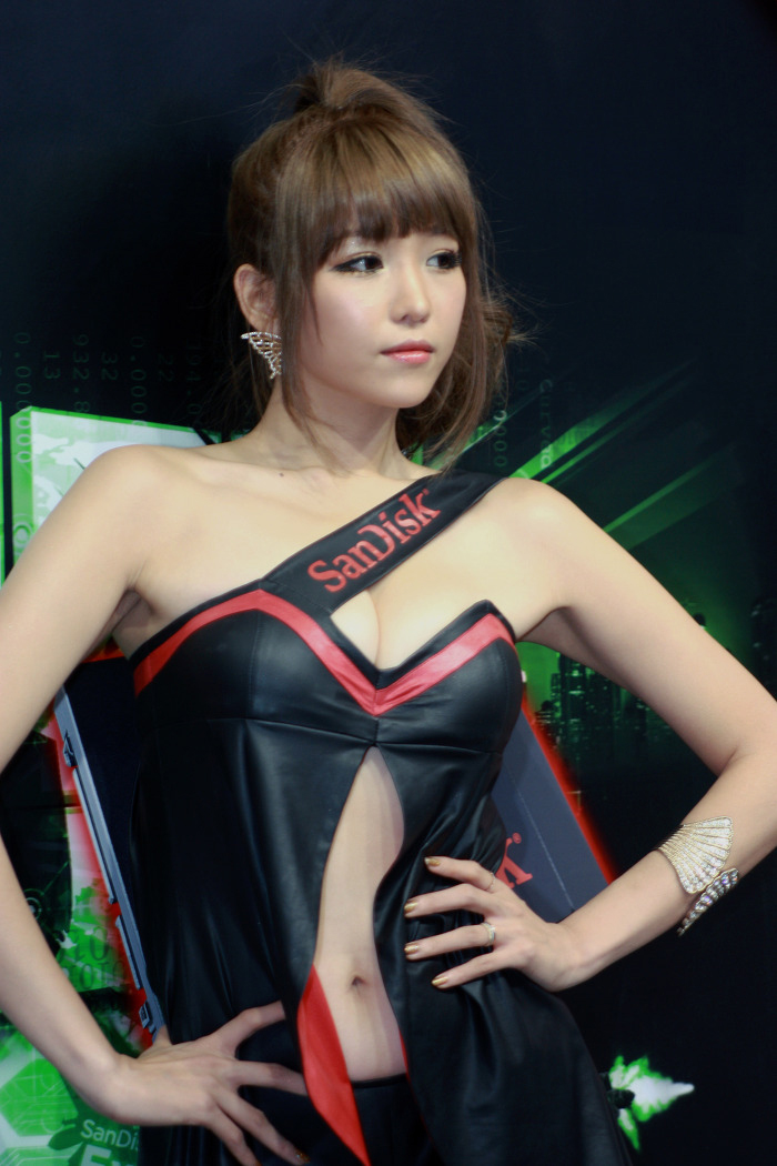Showgirl G-star 2012: Lee Eun Hye - Ảnh 46