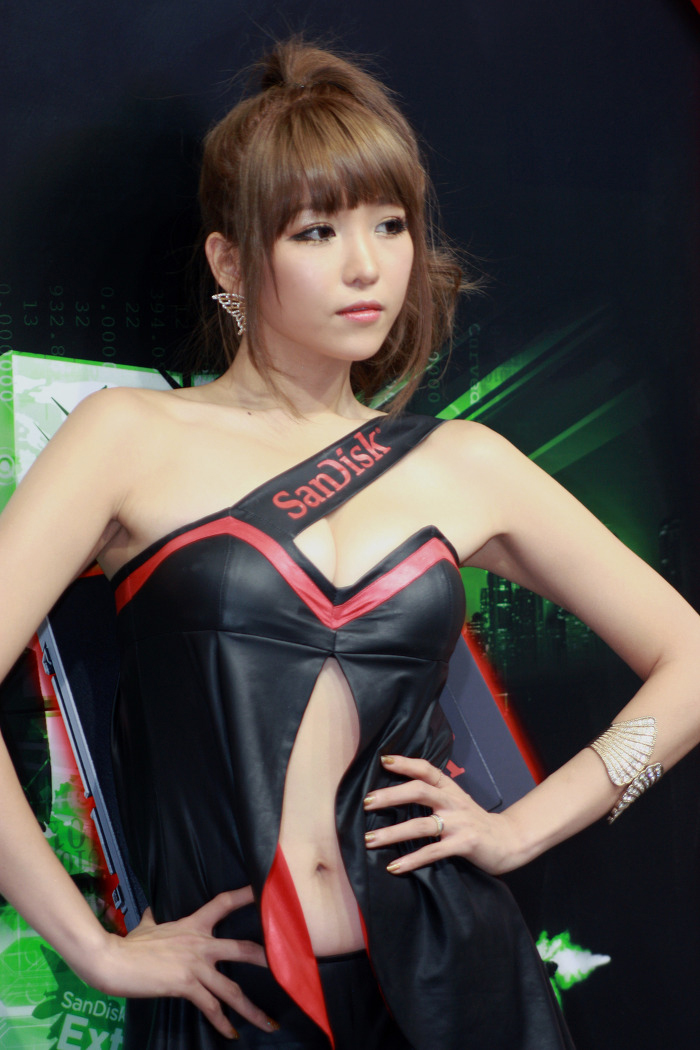 Showgirl G-star 2012: Lee Eun Hye - Ảnh 47
