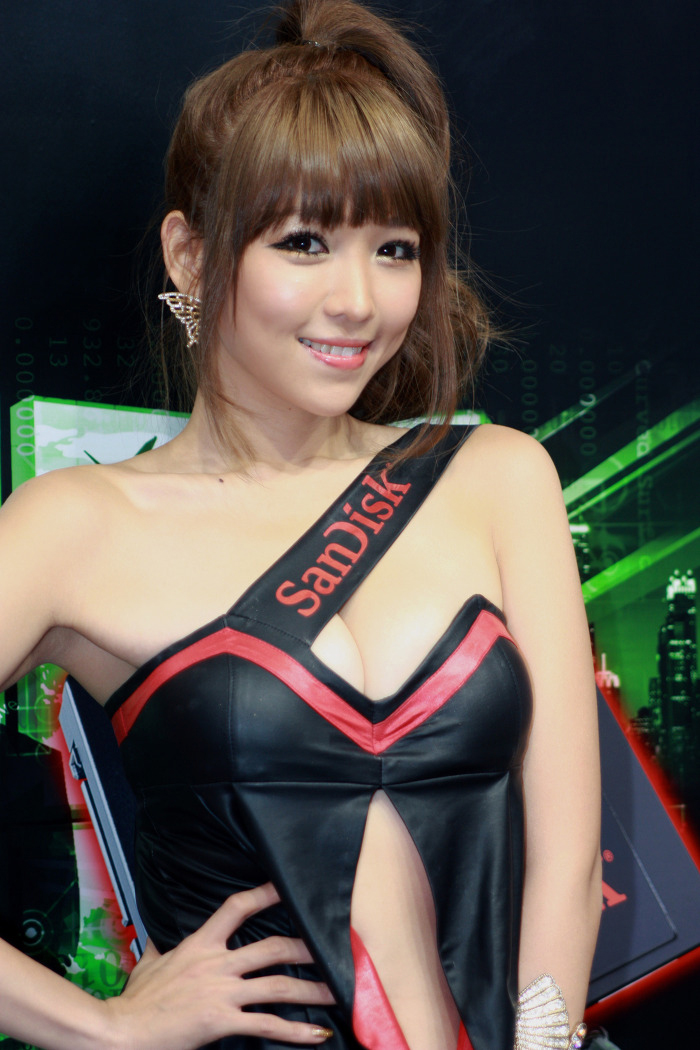 Showgirl G-star 2012: Lee Eun Hye - Ảnh 48