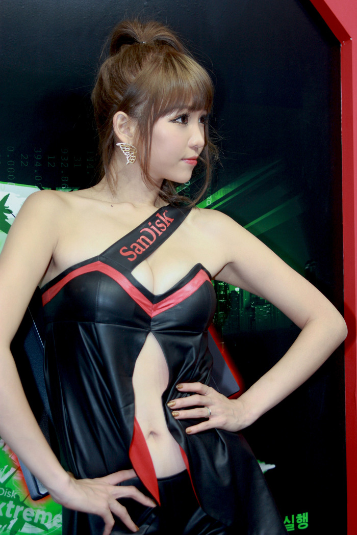 Showgirl G-star 2012: Lee Eun Hye - Ảnh 51