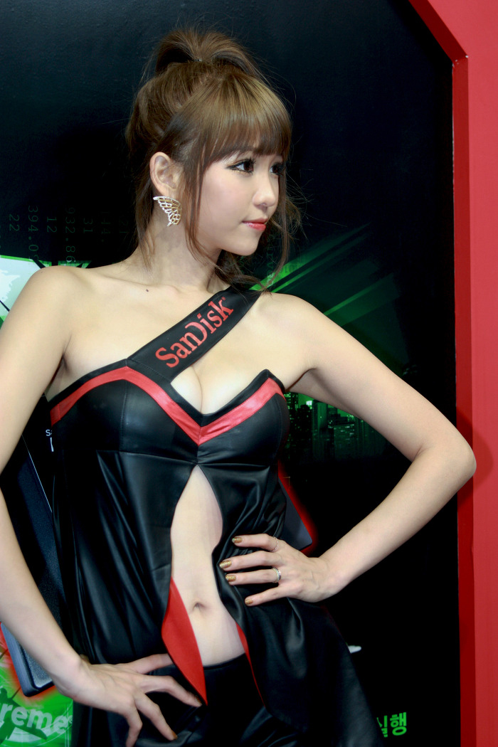 Showgirl G-star 2012: Lee Eun Hye - Ảnh 52