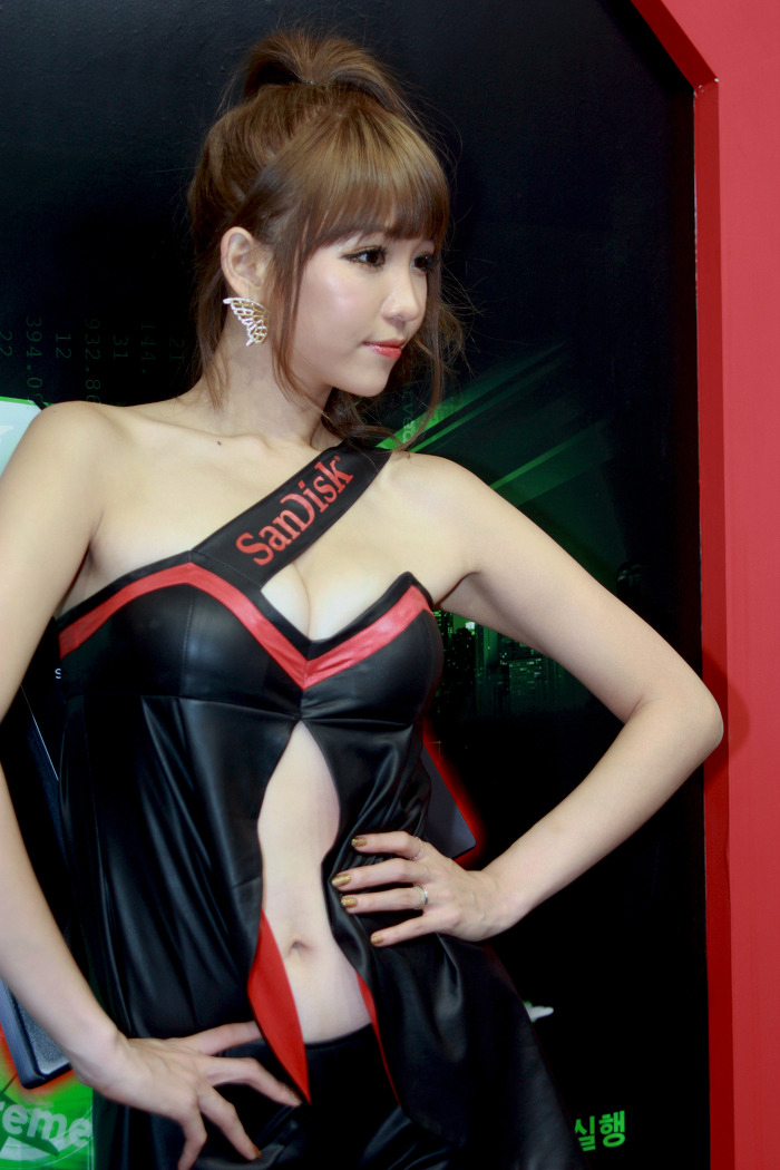 Showgirl G-star 2012: Lee Eun Hye - Ảnh 53