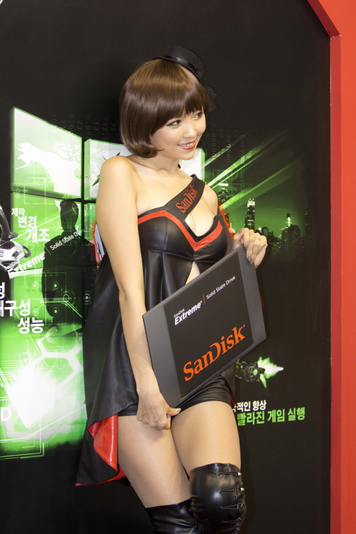 Showgirl G-star 2012: Lee Eun Hye - Ảnh 57