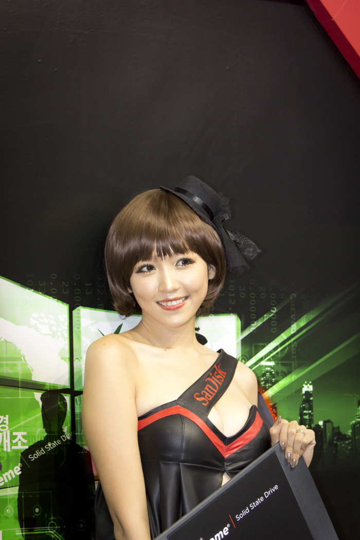 Showgirl G-star 2012: Lee Eun Hye - Ảnh 58
