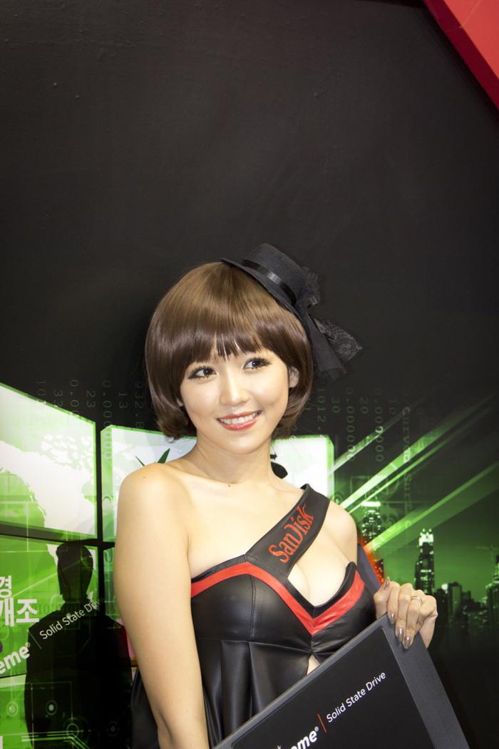 Showgirl G-star 2012: Lee Eun Hye - Ảnh 59