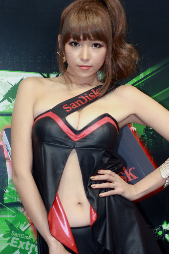 Showgirl G-star 2012: Lee Eun Hye - Ảnh 64