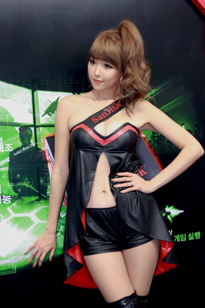 Showgirl G-star 2012: Lee Eun Hye - Ảnh 66