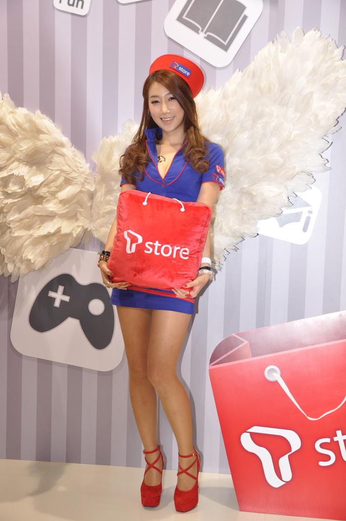 Showgirl G-star 2012: Lee Sung Hwa - Ảnh 16