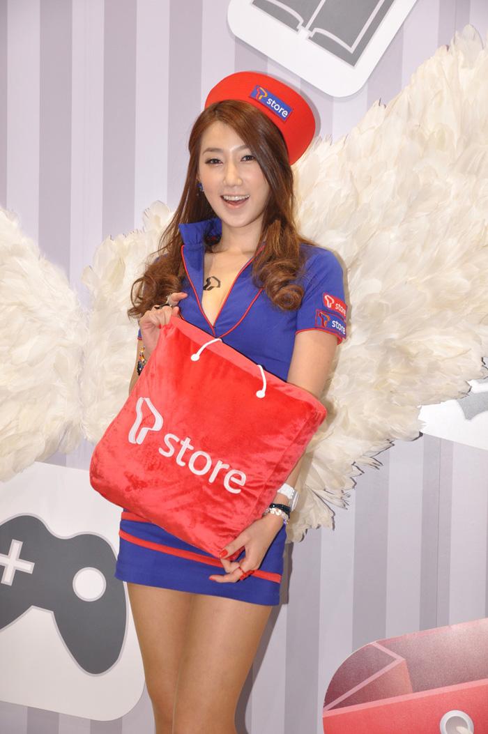 Showgirl G-star 2012: Lee Sung Hwa - Ảnh 17