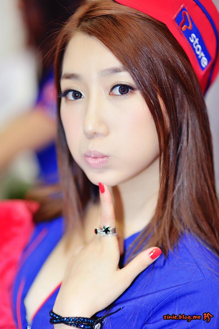 Showgirl G-star 2012: Lee Sung Hwa - Ảnh 23