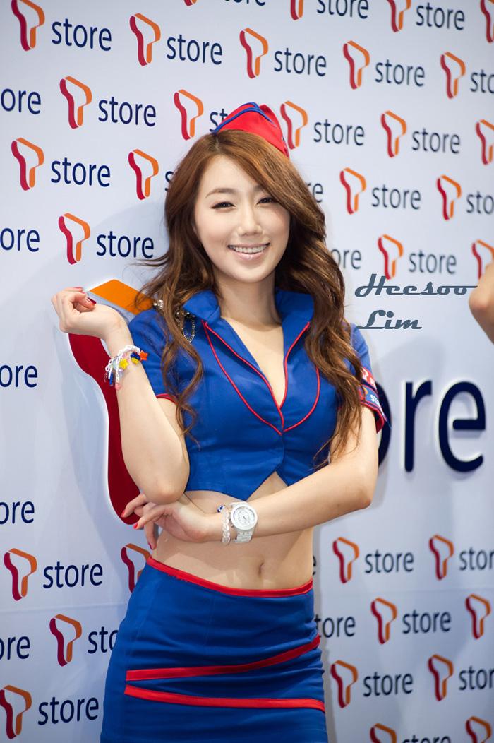 Showgirl G-star 2012: Lee Sung Hwa - Ảnh 24