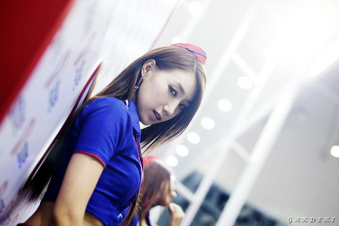 Showgirl G-star 2012: Lee Sung Hwa - Ảnh 33