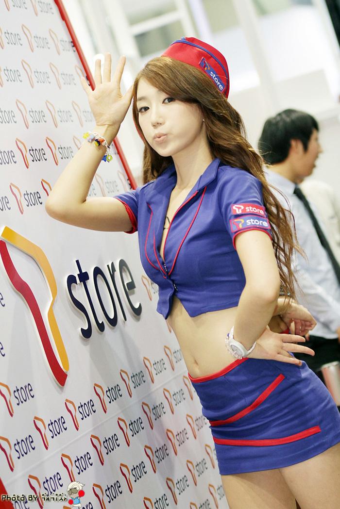 Showgirl G-star 2012: Lee Sung Hwa - Ảnh 37