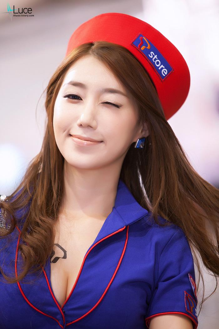 Showgirl G-star 2012: Lee Sung Hwa - Ảnh 42