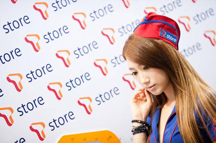 Showgirl G-star 2012: Lee Sung Hwa - Ảnh 48
