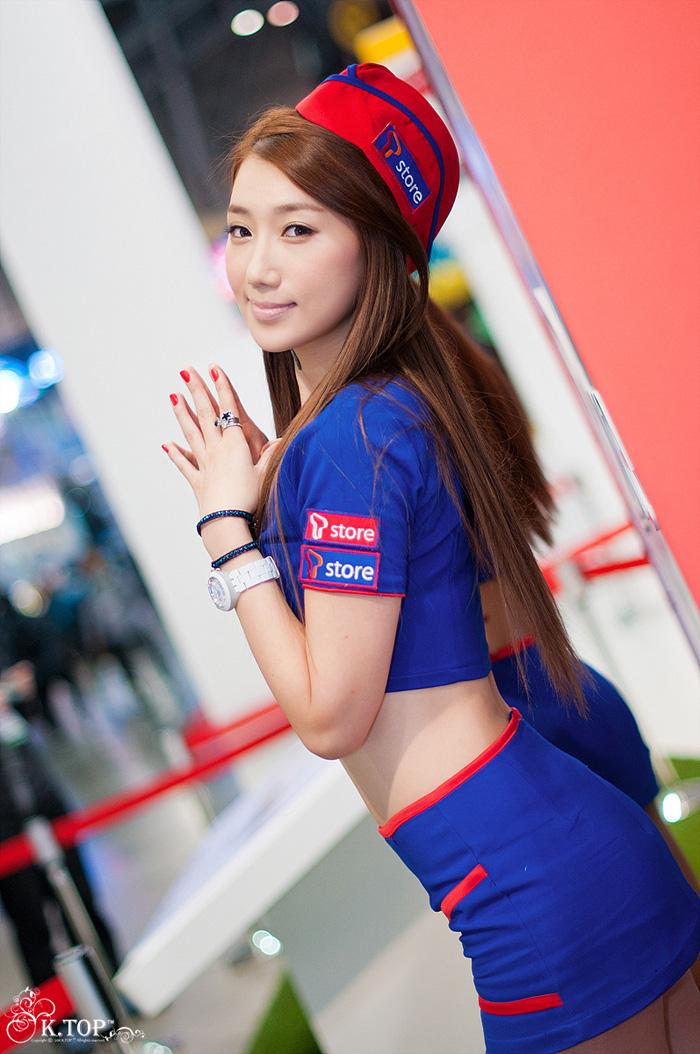 Showgirl G-star 2012: Lee Sung Hwa - Ảnh 61
