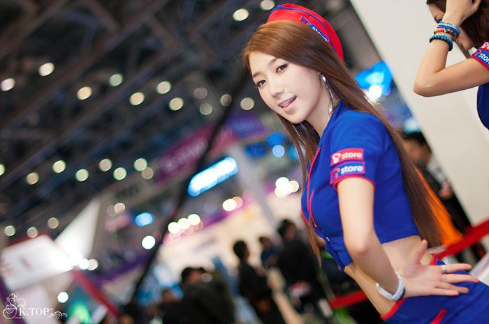 Showgirl G-star 2012: Lee Sung Hwa - Ảnh 63