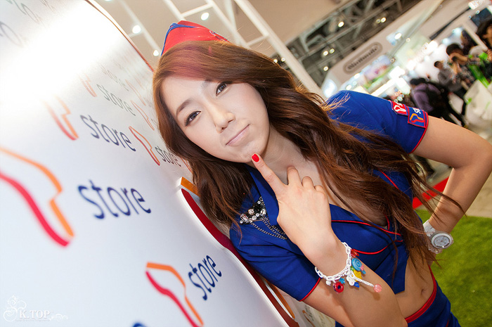 Showgirl G-star 2012: Lee Sung Hwa - Ảnh 66