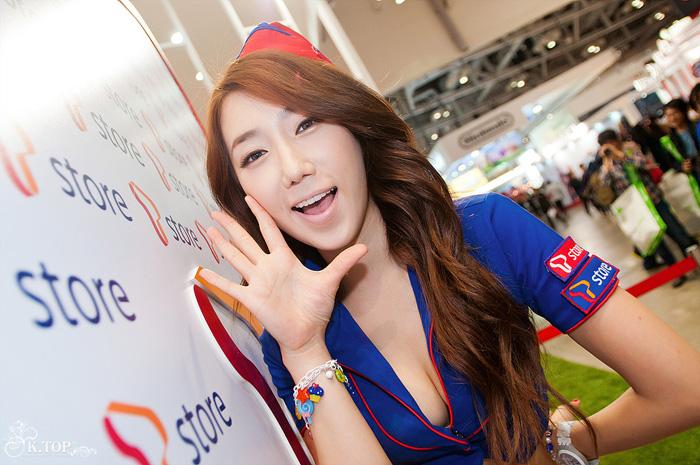 Showgirl G-star 2012: Lee Sung Hwa - Ảnh 67