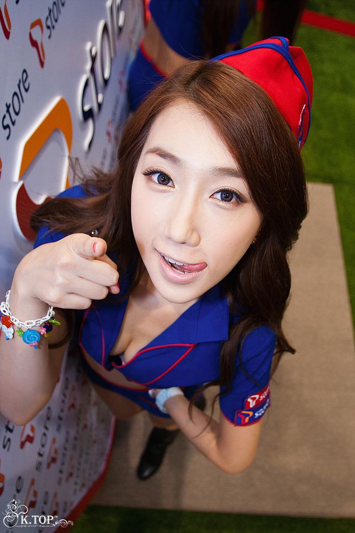 Showgirl G-star 2012: Lee Sung Hwa - Ảnh 69