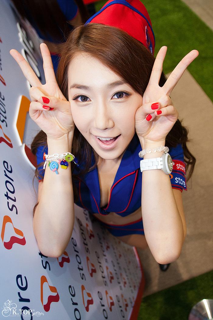 Showgirl G-star 2012: Lee Sung Hwa - Ảnh 70