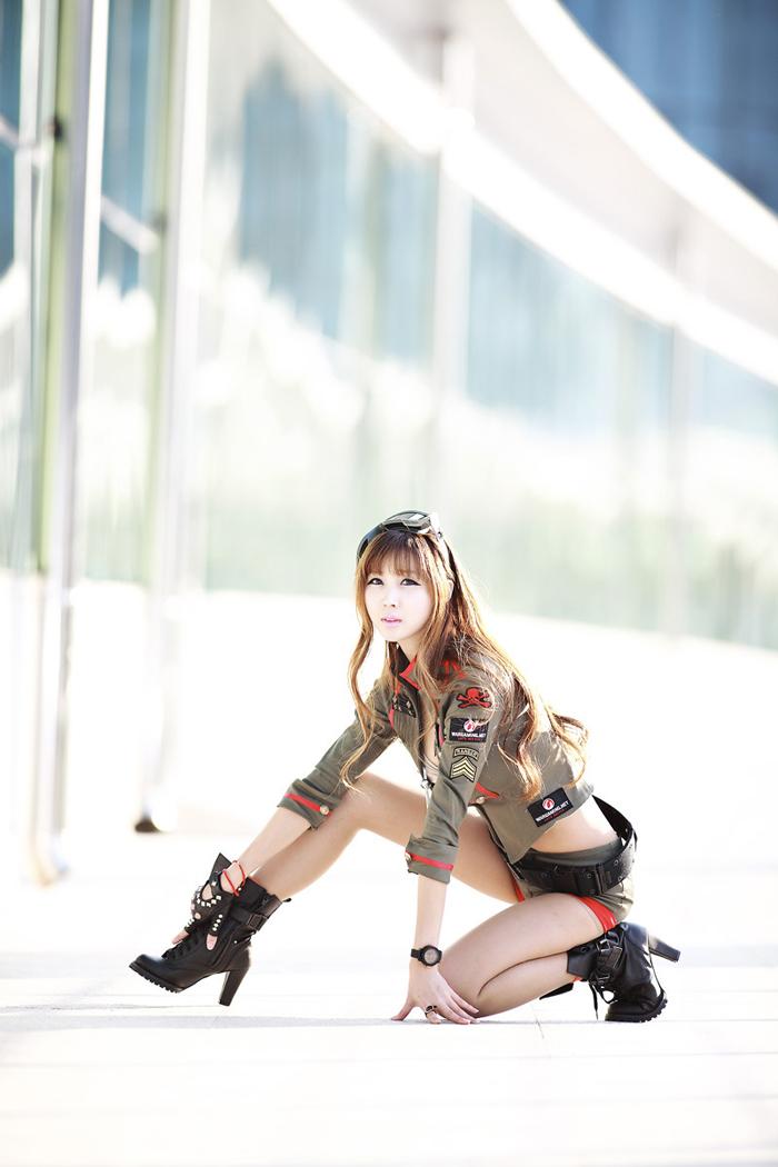 Showgirl G-star 2012: Lee Yoo Eun - Ảnh 17