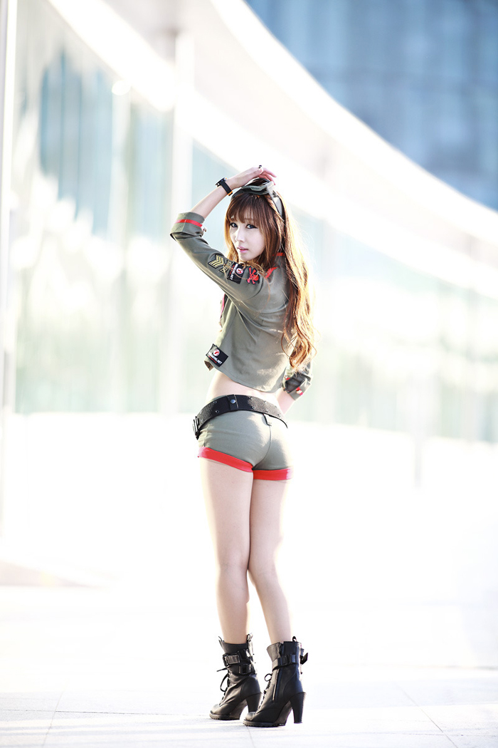 Showgirl G-star 2012: Lee Yoo Eun - Ảnh 23